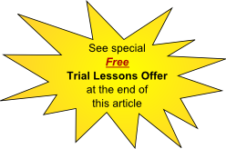 See special Free Trial Lessons Offer at the end of this article
